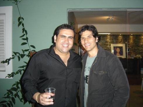 Carlos Miola e Felipe Claudio
