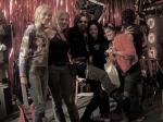 Com Jota Peron (Raul Seixas cover) e as meninas da produção