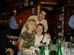 Jantar em restaurante na Argentina