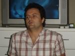 O diretor Marcelo Galvão dá as coordenadas da noite.