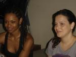 Nathalia Sullivan e Marcia Godinho