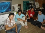 Galvão, Bala, Maurão e César Brasil