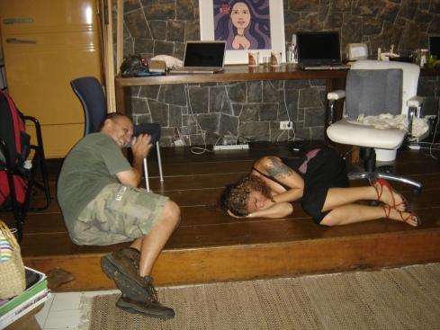 Maurão e Déa: a gente acaba entrando na dança nos ensaios