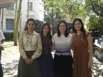 As Irmãs de Marcio: Camila, Thais, Marina e Isabela
