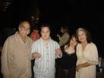Lima Duarte, Ariel, Rita e Amélia Bittencourt