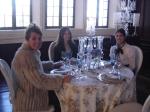 Família no Colegas: Ivanira com as filhas Shaila e Laila. O filho Fabio e o marido também estão no elenco.