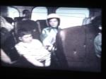 O personagem Marcio no monitor do diretor