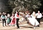 """Ação! """"Colegas"""" vai mostrar dança folclórica do Rio Grande do Sul. Me emocionei com a alegria do grupo! A cena vai ficar linda!"""