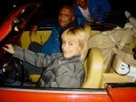 Também quero foto no Karmann-Ghia!
