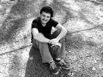 Peter Pires Kogl, ex-aluno da Gatacinescola, passa o fim de semana no set.