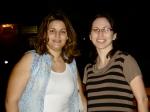 Camila Paes Coelho e Beatriz Buck, estudantes de jornalismo de Limeira, entrevistaram o diretor no set.