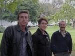 Deto Montenegro, Leonardo Miggiorin e Rui Unas