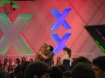 Breno é recebido por Xuxa