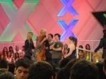 Xuxa, Ariel, Breno e Rita: que alegria viver esse momento!
