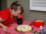Rita adora torta de limão.