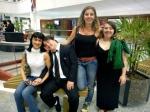 Alek, Ariel, Andrea Beni e Rita