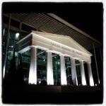 Coração acelerado ao chegar ao Teatro Municipal de Paulínia