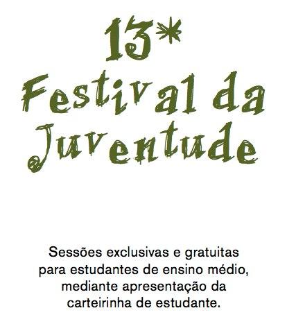 13º Festival da Juventude