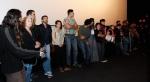 Equipe do Colegas na Mostra Internacional de Cinema de São Paulo