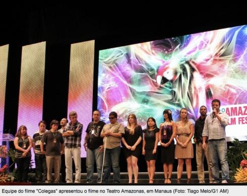 Colegas no Amazonas Film Festival
