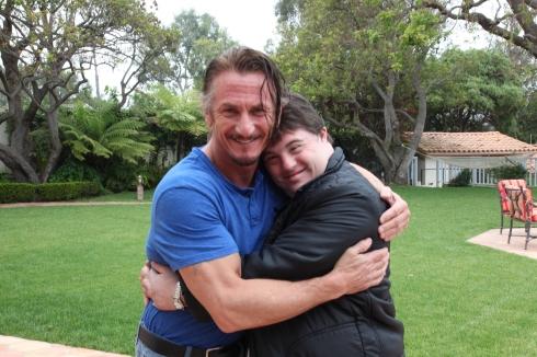 Sean Penn e Ariel